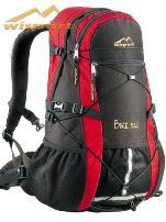 Plecak na biegówki czerwony