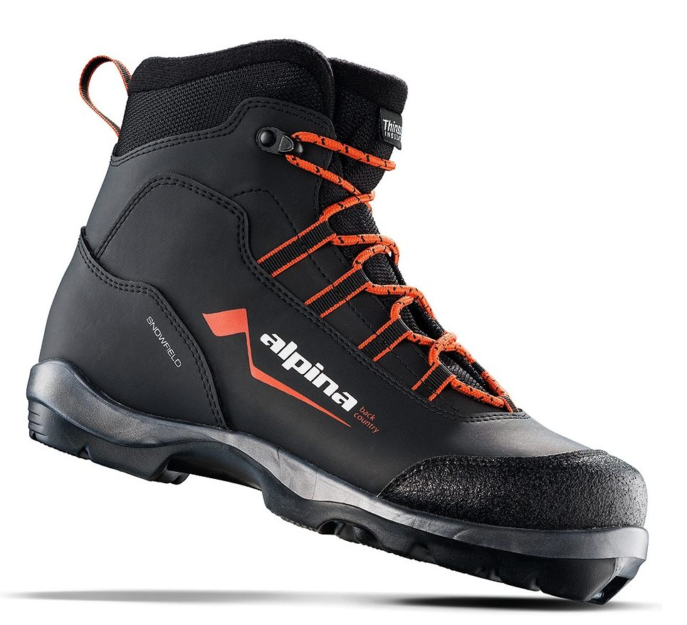 Buty backcountry do nast biegowych Alpina Snowfield