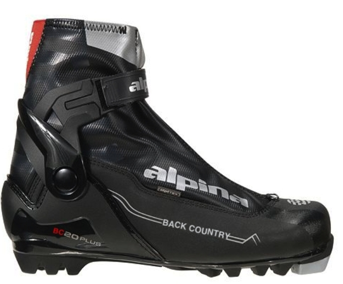 Buty biegowe backcountry Alpina BC20 Plus