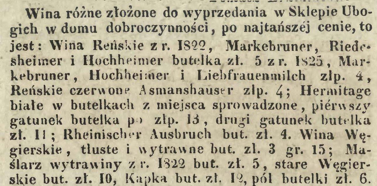 wina-kapka-kurjer_polski_1830_nr_119