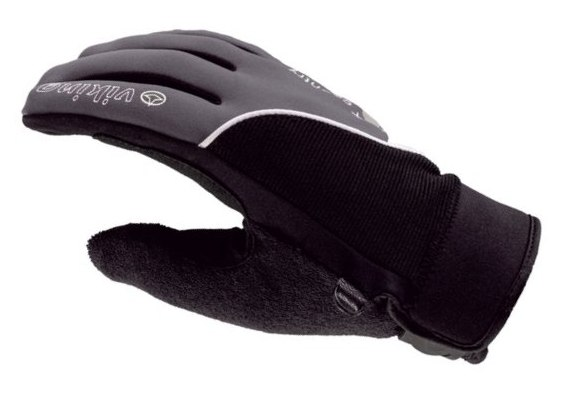 Rękawiczki na biegówki Viking X-Country, czarno-szare (kod 9020-34)