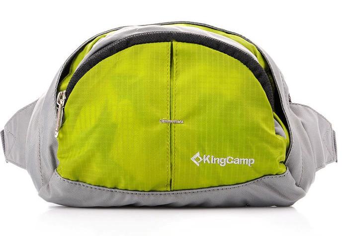 Saszetka King Camp Firefly KB3285 zielona