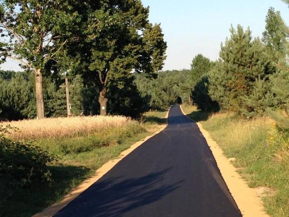 Ścieżka rowerowa Żarki -Niegowa