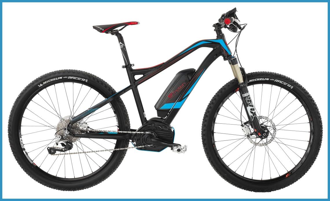 Rowery górskie elektryczne BH XENION 29 PRO EN746