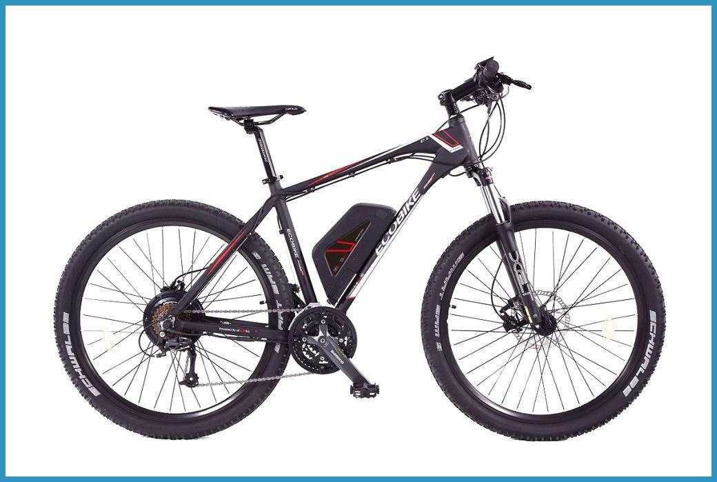 Rower elektryczny górski Ecobike prox-27,5