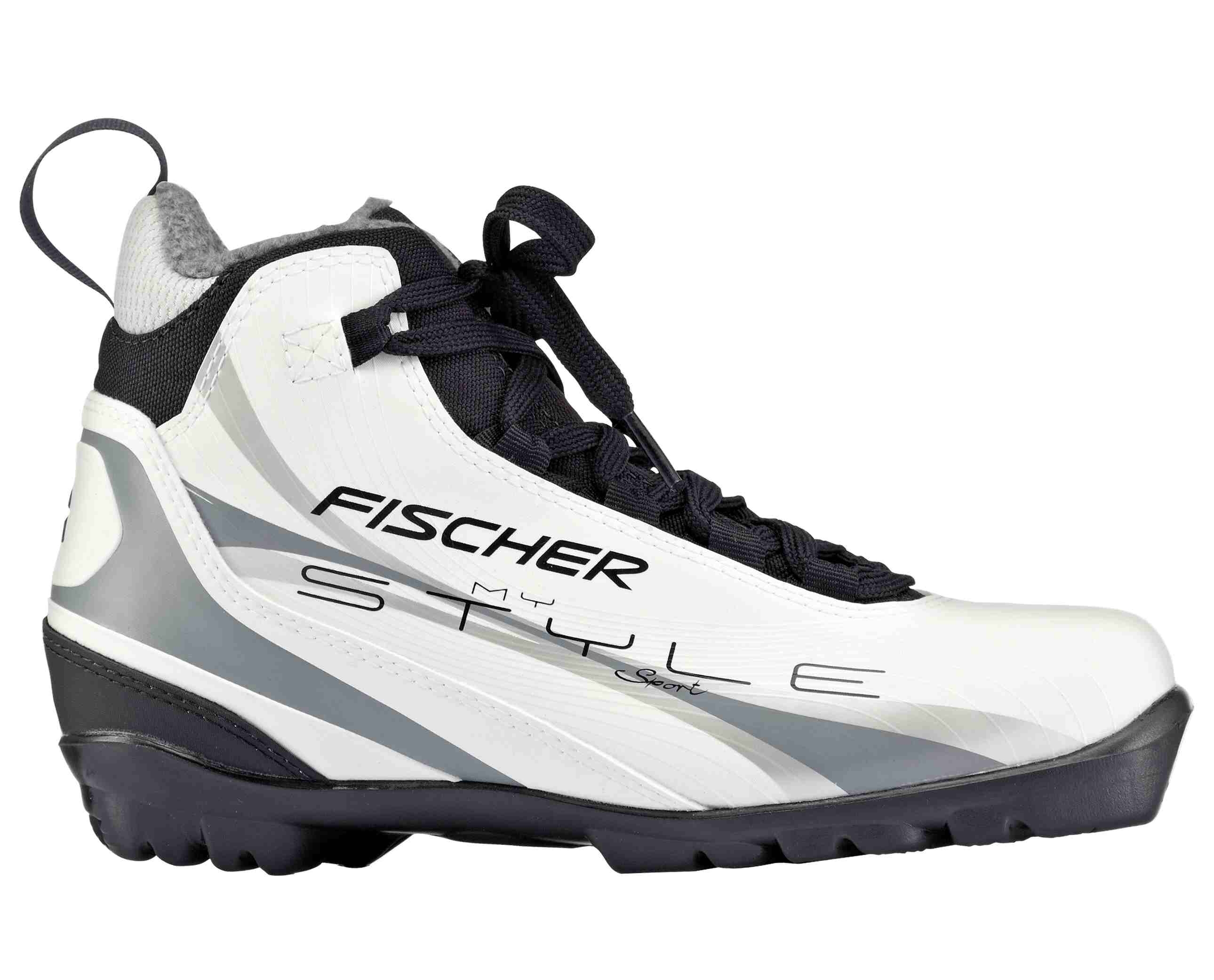 Buty do nart biegowych FISCHER XC Sport My Style damskie, system wiązań NNN, S23413