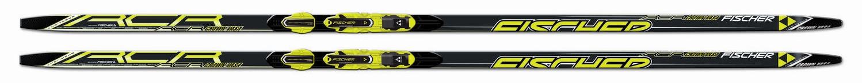 Narty biegowe sportowe Fischer RCR Crown Vasa Medium NIS, z łuską, do stylu klasycznego