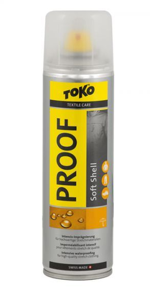 Impregnat do Softshell Toko Softsheell Proof